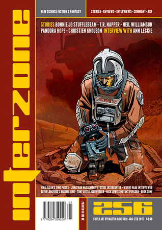 Interzone 256, January-February 2015 (Interzone, #256)