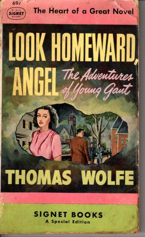 an analysis of look homeward angel a coming of age novel by thomas wolfe