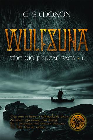 WULFSUNA (Wolf Spear Saga - Book 1)