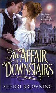 Ebook An Affair Downstairs by Sherri Browning TXT!
