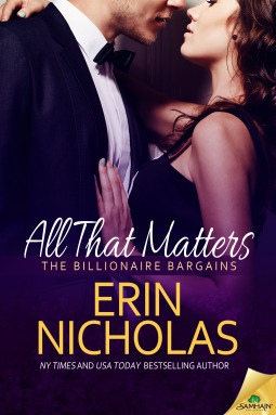 All That Matters (The Billionaire Bargains Book, #3)