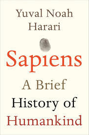 Sapiens: A Brief History of Humankind-yuval noah harari-the book nook-www.ifiweremarketing.com