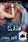 Dakota's Claim (The Grizzly MC, #9)