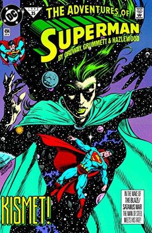 Adventures of Superman (1987-) #494