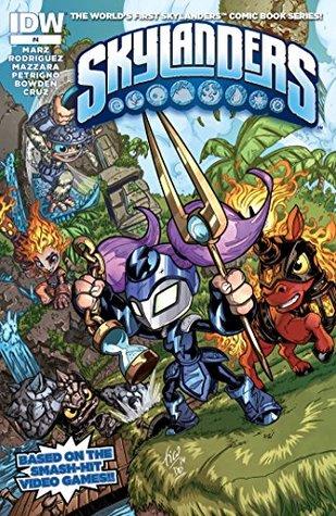 Skylanders #4 (Skylanders Graphic Novel)