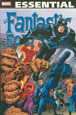 Essential Fantastic Four, Vol. 4