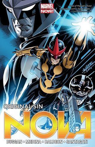 Nova, Volume 4: Original Sin