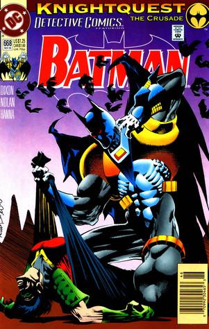 Detective Comics #668