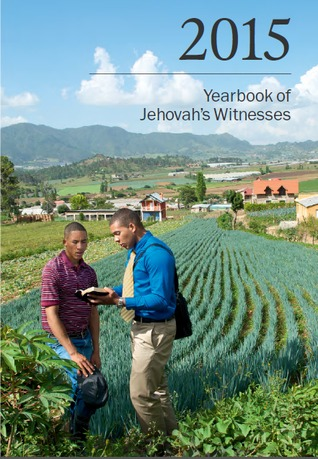 2015 Yearbook of Jehovah's Witnesses Descargar libros gratis en BlackBerry