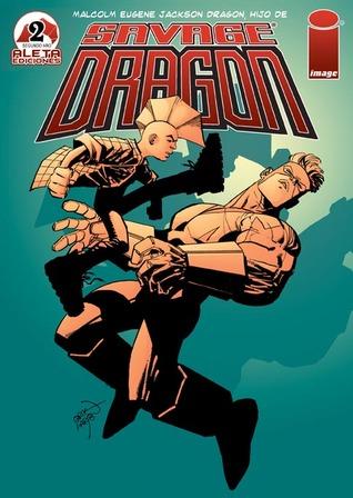 Savage Dragon - Año 2, nº 2