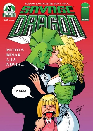 Savage Dragon - Año 2, nº 3