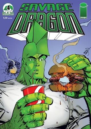 Savage Dragon - Año 2, nº 4