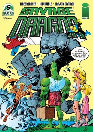 Savage Dragon - Año 2, nº 5