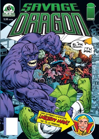 Savage Dragon - Año 2, nº 6