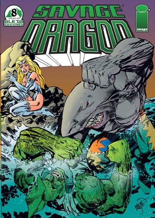 Savage Dragon - Año 2, nº 8