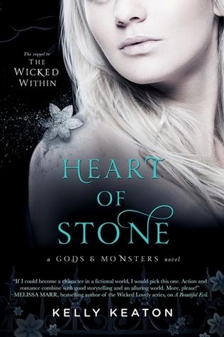 Heart of Stone (Gods & Monsters, #4)