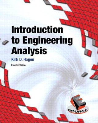 Introduction to Engineering Analysis (2 download) (4th Edition)