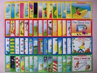 60 Scholastic Little Leveled Readers Learn To Read Preschool