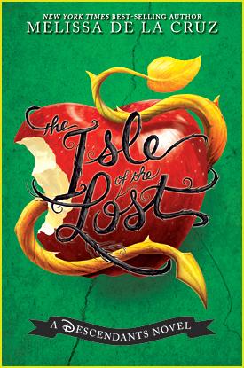 The Isle of the Lost by Melissa de la Cruz