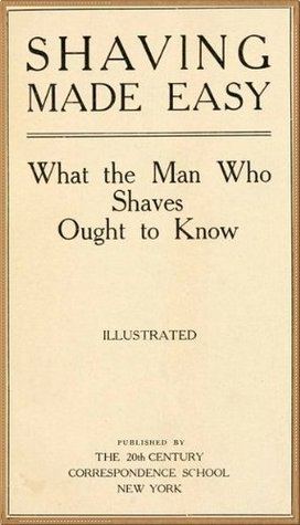 Shaving Made Easy by Anonymous