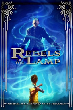 Rebels of the Lamp (Rebels of the Lamp, #1)