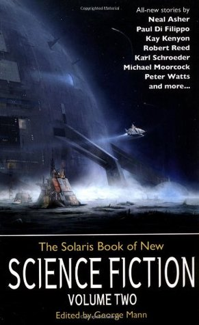 The Solaris Book of New Science Fiction, Volume Two by George Mann