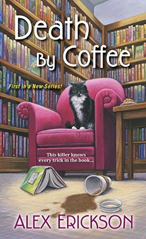 Death by Coffee(Bookstore Cafe Mystery 1)