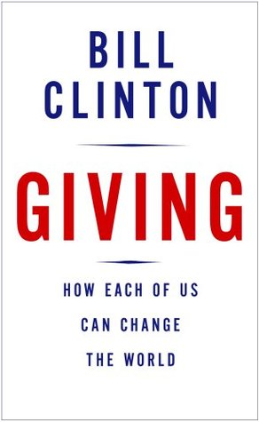 Giving by Bill Clinton