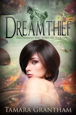 Dreamthief (Olive Kennedy, Fairy World M.D., #1)