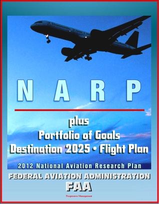FAA National Aviation Research Plan, Portfolio of Goals, Destination 2025, Flight Plan Program: National Airspace System, NextGen, Air Traffic, Human Protection, Crash Safety, Aviation Weather