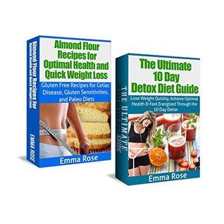 Almond Flour Recipes & 10 Day Detox Diet Box Set