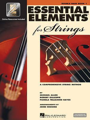 Essential Elements for Strings 2000 - Book 1 - Double Bass