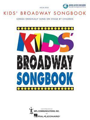 Kids' Broadway Songbook (Book/CD) [With CD]