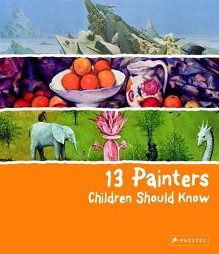 13 Painters Children Should Know por Florian Heine