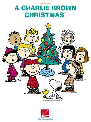 A Charlie Brown Christmas: Piano Solo