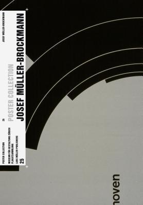 Josef Muller-Brockmann: Poster Collection 25