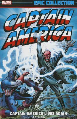Captain America Epic Collection Vol. 1: Captain America Lives Again