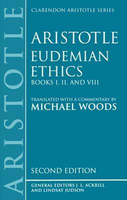 Eudemian Ethics: Books 1, 2 & 8