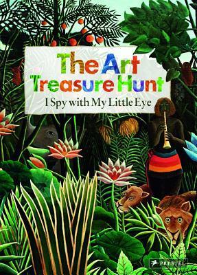 The Art Treasure Hunt: I Spy with My Little Eye por Doris Kutschbach