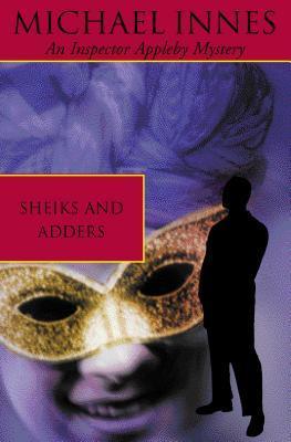 Sheiks And Adders (Sir John Appleby, #33)