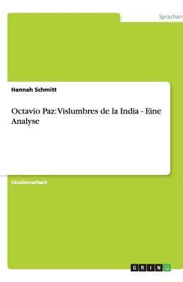Octavio Paz by Hannah Schmitt