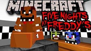 Five Nights At Freddys 2 Minecraft Modding