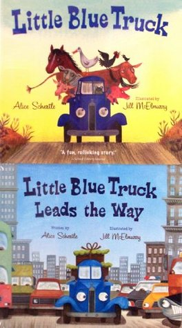 Little Blue Truck - 2 Pack