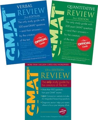 The Official Guides for GMAT Review Bundle