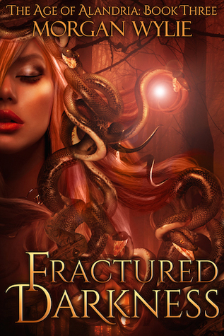 Fractured Darkness (The Age of Alandria #3)
