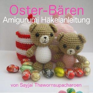 Oster-Bären Amigurumi Häkelanleitung