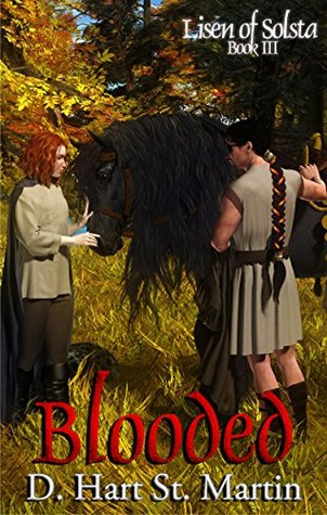Blooded (Lisen of Solsta, #3)