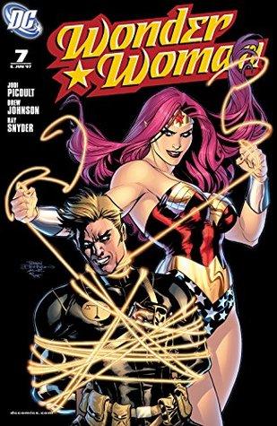 Wonder Woman (2006-) #7