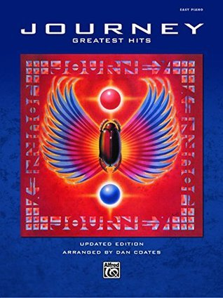 Journey: Greatest Hits: Easy Piano Sheet Music Songbook Collection (Piano)