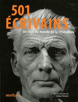 501 écrivains by Julian Patrick